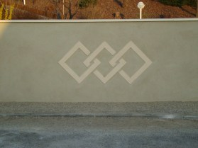 muret facadier voiron Isère