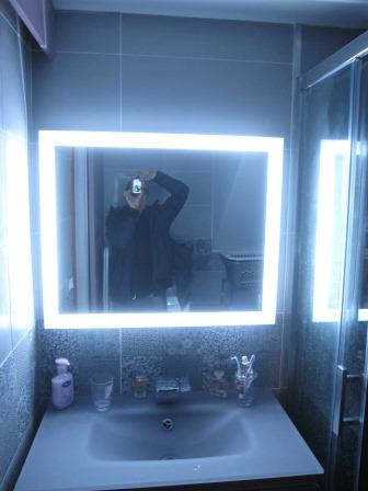 salle de bain design Isère