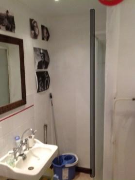 salle de bain grenoble avant coté douche