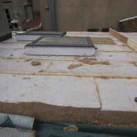 Réparation toiture et isolation combles copropriété valence - drome