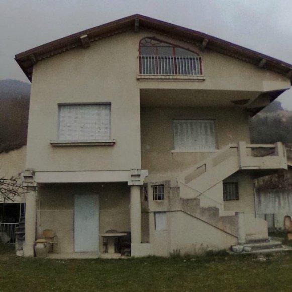 Isolation extérieur maison Grenoble Isère