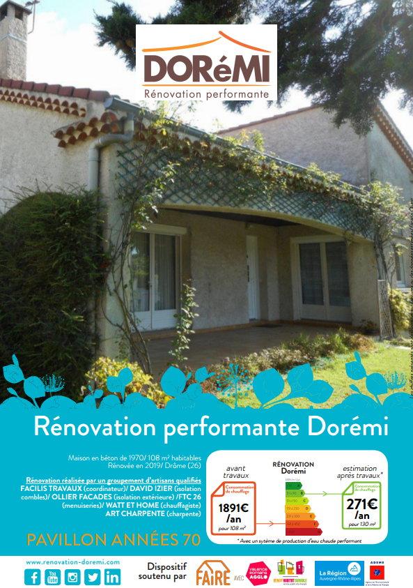 Rénovation habitat Drôme - Romans sur Isère 1