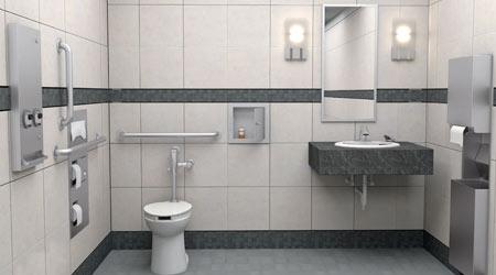 Understanding New Trends In Healthcare Restroom Design Facilities Management Insights