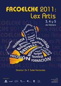 Cartel ganador de la edición 2011