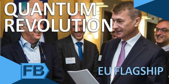 Launch of EU FET Flagship in Quantum Technology