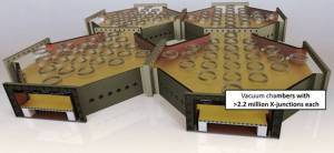 NQIT Sussex Blueprint vacuum chambers