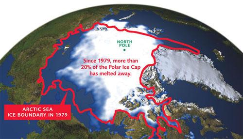 Οι ψυχροί χειμώνες δεν σημαίνει πως η υπερθέρμανση του πλανήτη δεν συμβαίνει