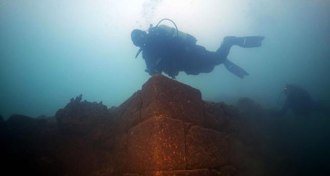 Εντυπωσιακό κάστρο ηλικίας 3.000 ετών ανακαλύφθηκε στη λίμνη Βαν