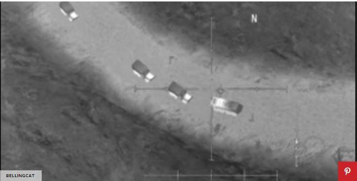 Απίστευτη γκάφα του ρωσικού Υπουργείου Άμυνας: παρουσίασαν εικόνες από βίντεο γκέιμ ως απόδειξη ότι οι Αμερικανοί συνεργάζονται με το ISIS