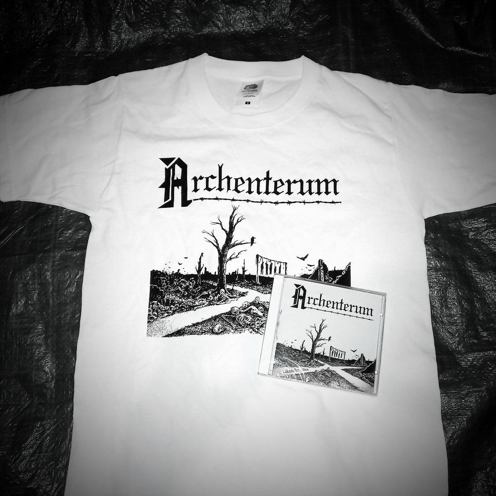 archenterum death black metal