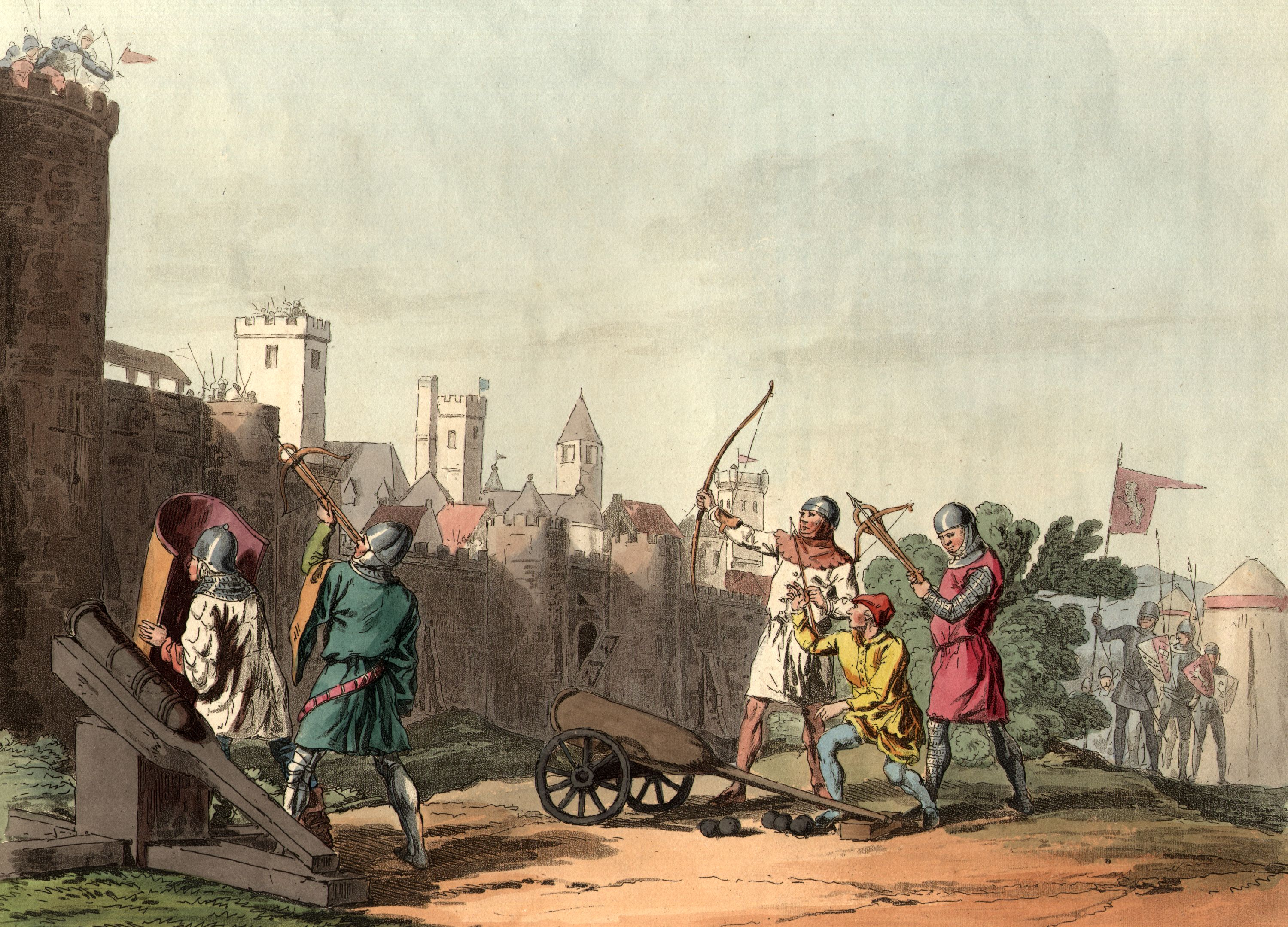 53 Dismal Facts About The Dark Ages