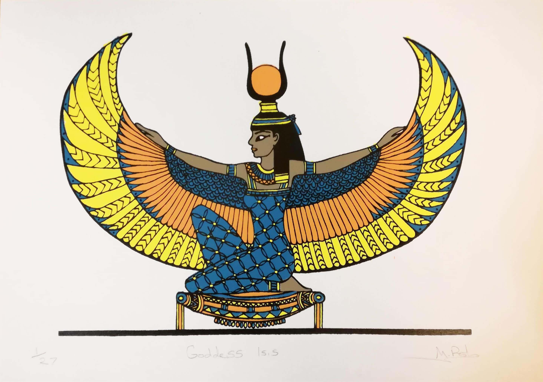 Isis Goddess Fun Facts
