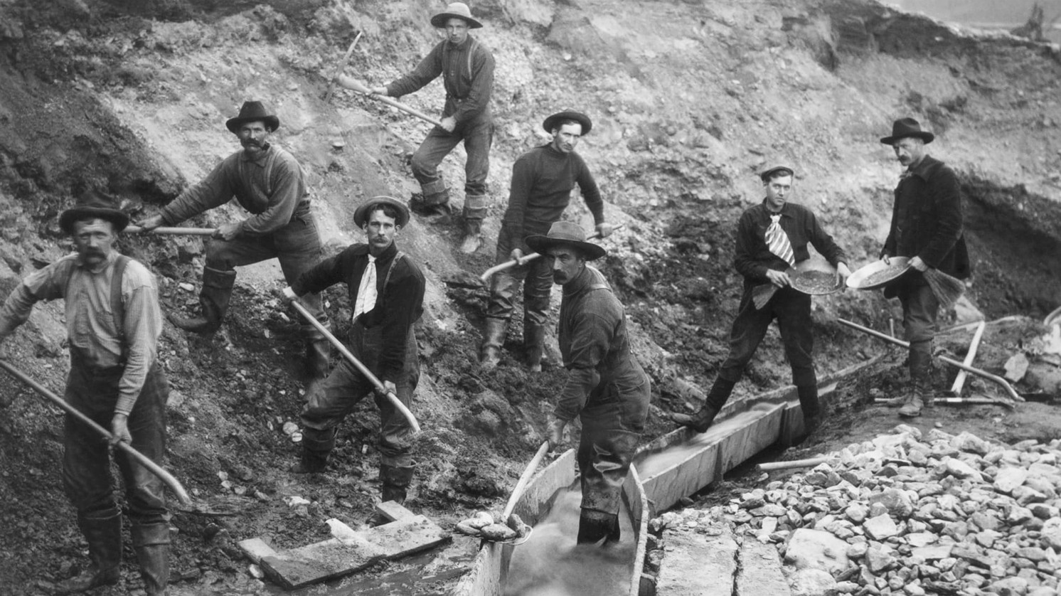 43 Gilded Facts About The California Gold Rush