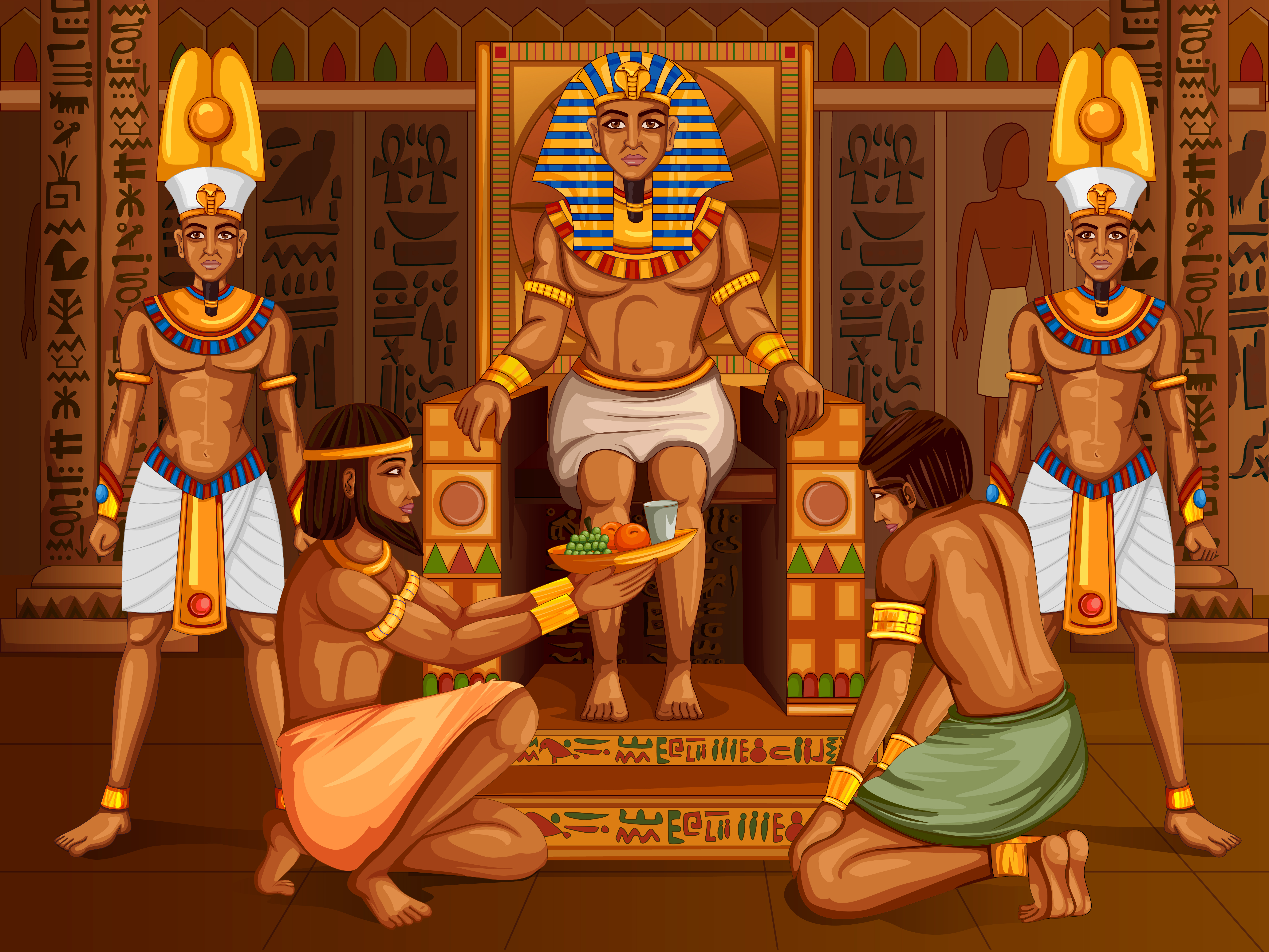 43 Unearthed Facts About Egyptian Pharaohs