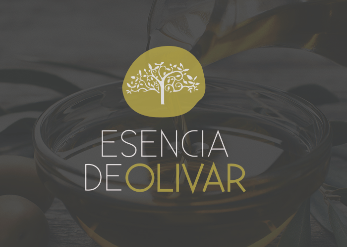 esencia de olivar