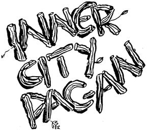 Inner City Pagan logo