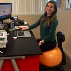 Ergonomic Yoga Chair Beach Towel Clips Ball Factorprize 36