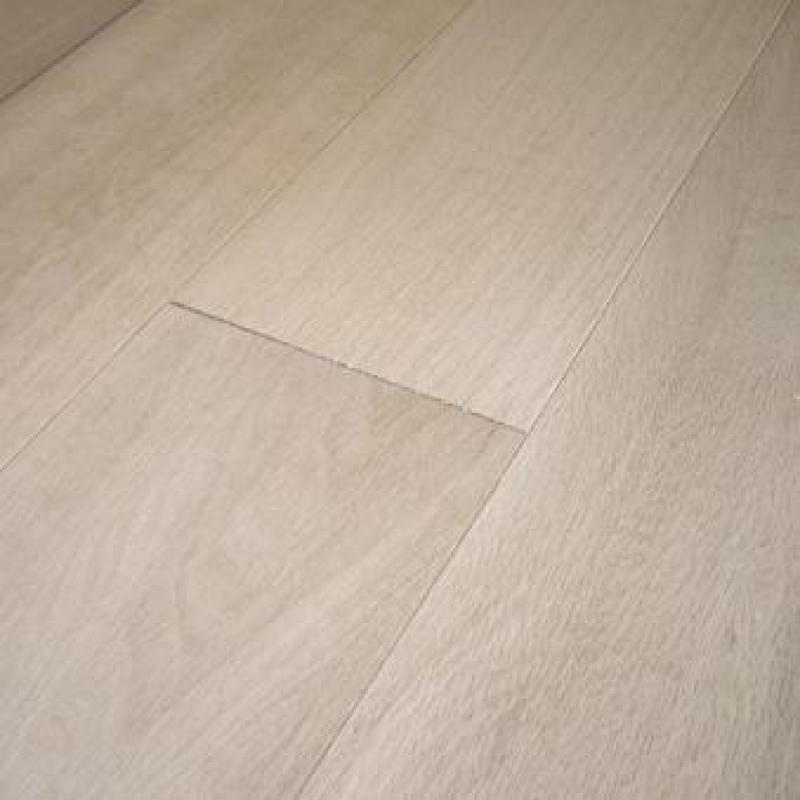 Unfinished White Oak Flooring