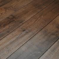 Abbey Whitland 125mm Hand Scraped Coffee Oak Solid Wood ...