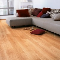 Quickstep Eligna Varnished Beech Planks U866