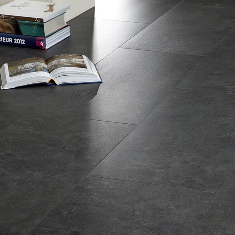 Aqua Tile Professional Granite Perlato Stone Click Vinyl
