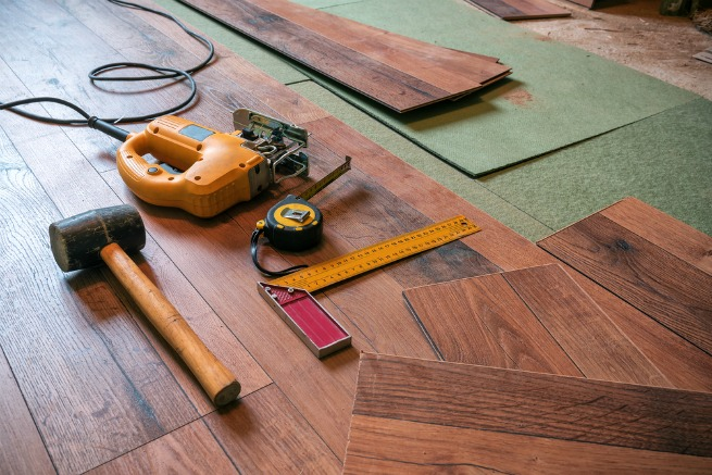 Laminate Flooring Tools To Help Lay Your Laminate Floor
