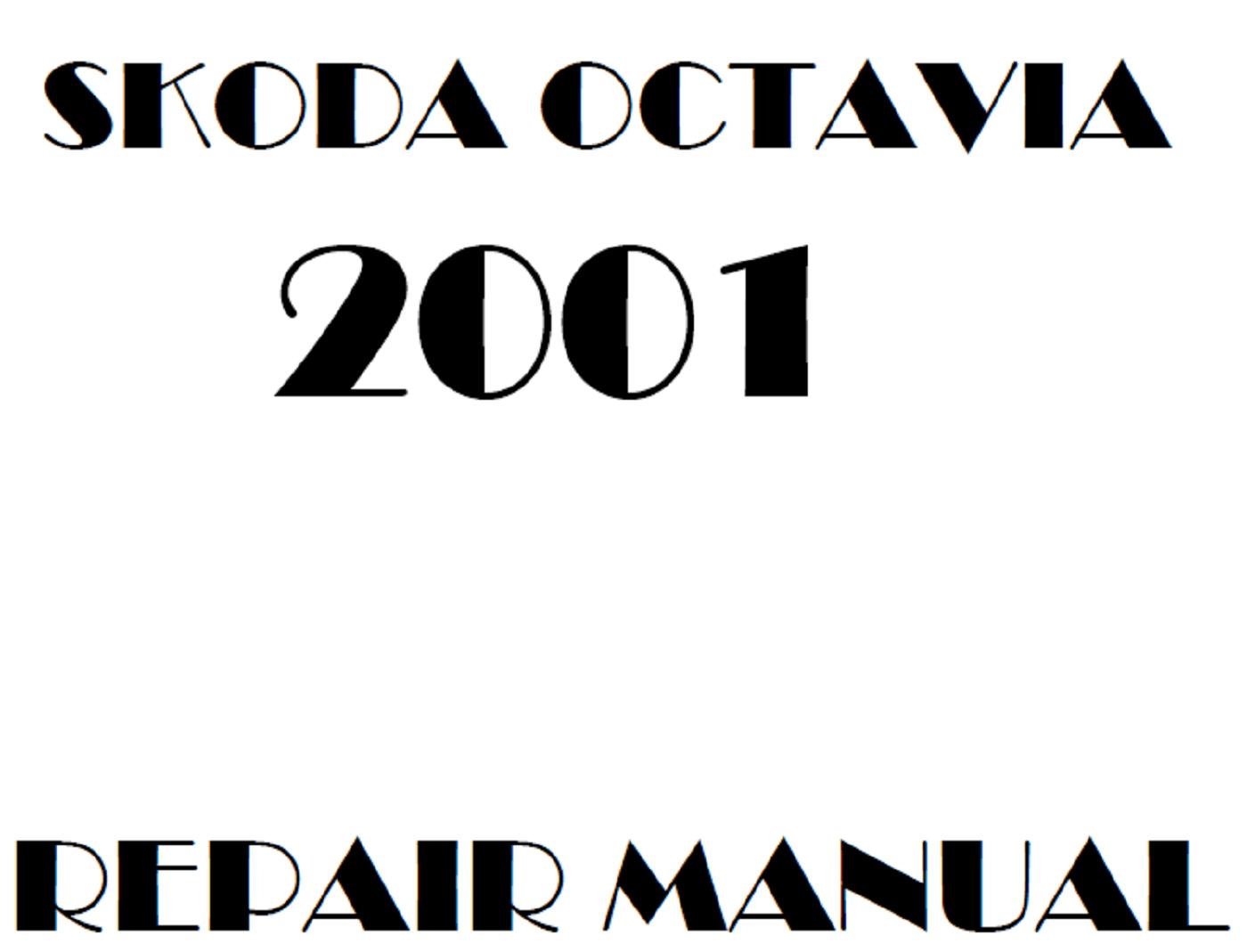 2001 Skoda Octavia repair manual