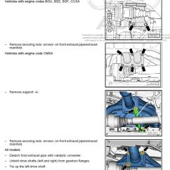 Automatic Door Lock Wiring Diagram Xbox 360 Controller Circuit Board Audi A3 /s3 2003-2008 Repair Manual | Factory