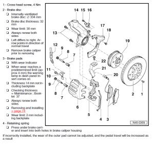Skoda Octavia 2 II 20042013 factory repair manual