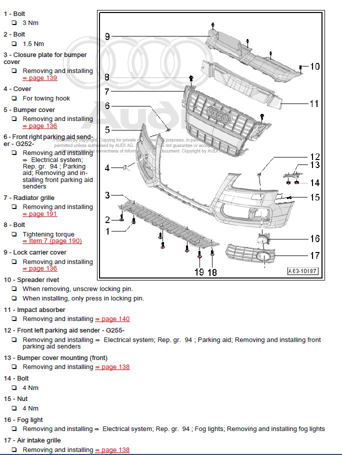 audi a6 c7 wiring diagram espa ol