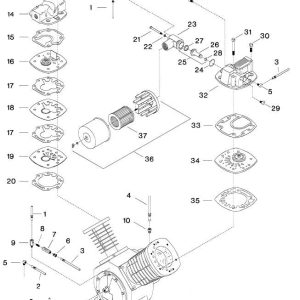 Wiring Diagram For Campbell Hausfeld Compressor, Wiring