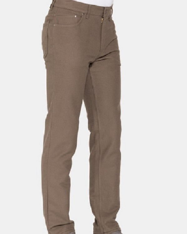 Pantalone Fustagno da Uomo Carrera 700 Regular Beige