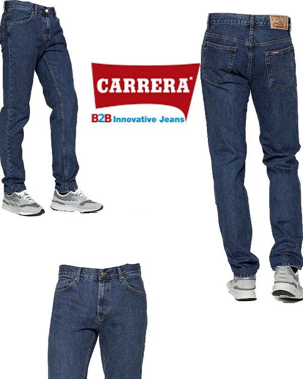 Jeans da Uomo Carrera 700 Regular Blu Chiaro