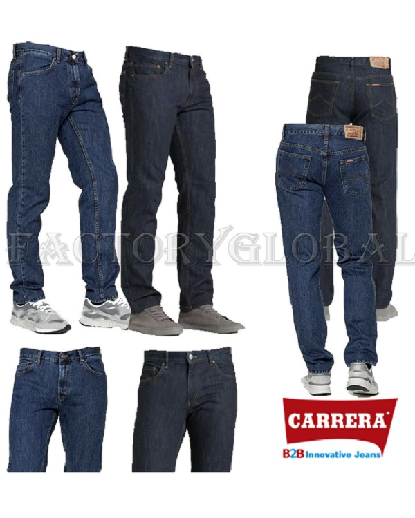 Jeans da Uomo Carrera 700 Regular