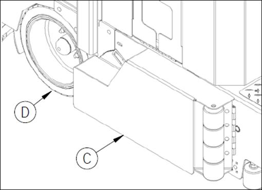 optional heavy duty side doors c that helps protect the