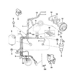 86 jeep comanche fuel filter 86 get free image about wiring diagram 92 jeep wrangler 87 jeep yj vacuum diagram [ 1070 x 1394 Pixel ]
