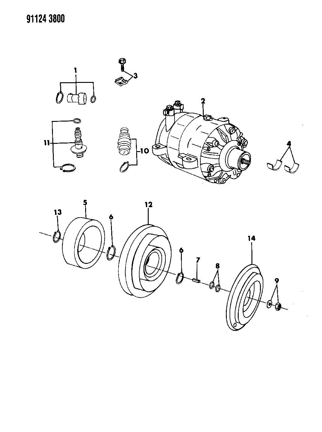 1991 plymouth acclaim fuse box diagram plymouth auto wiring diagram