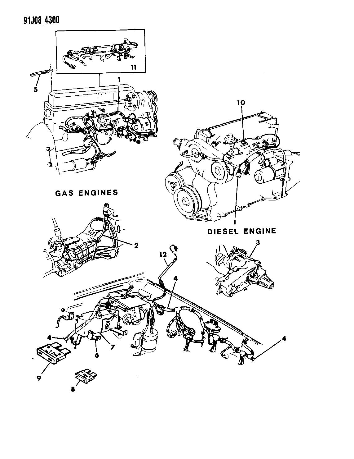 Jeep Comanche Fuse Block, Jeep, Free Engine Image For User