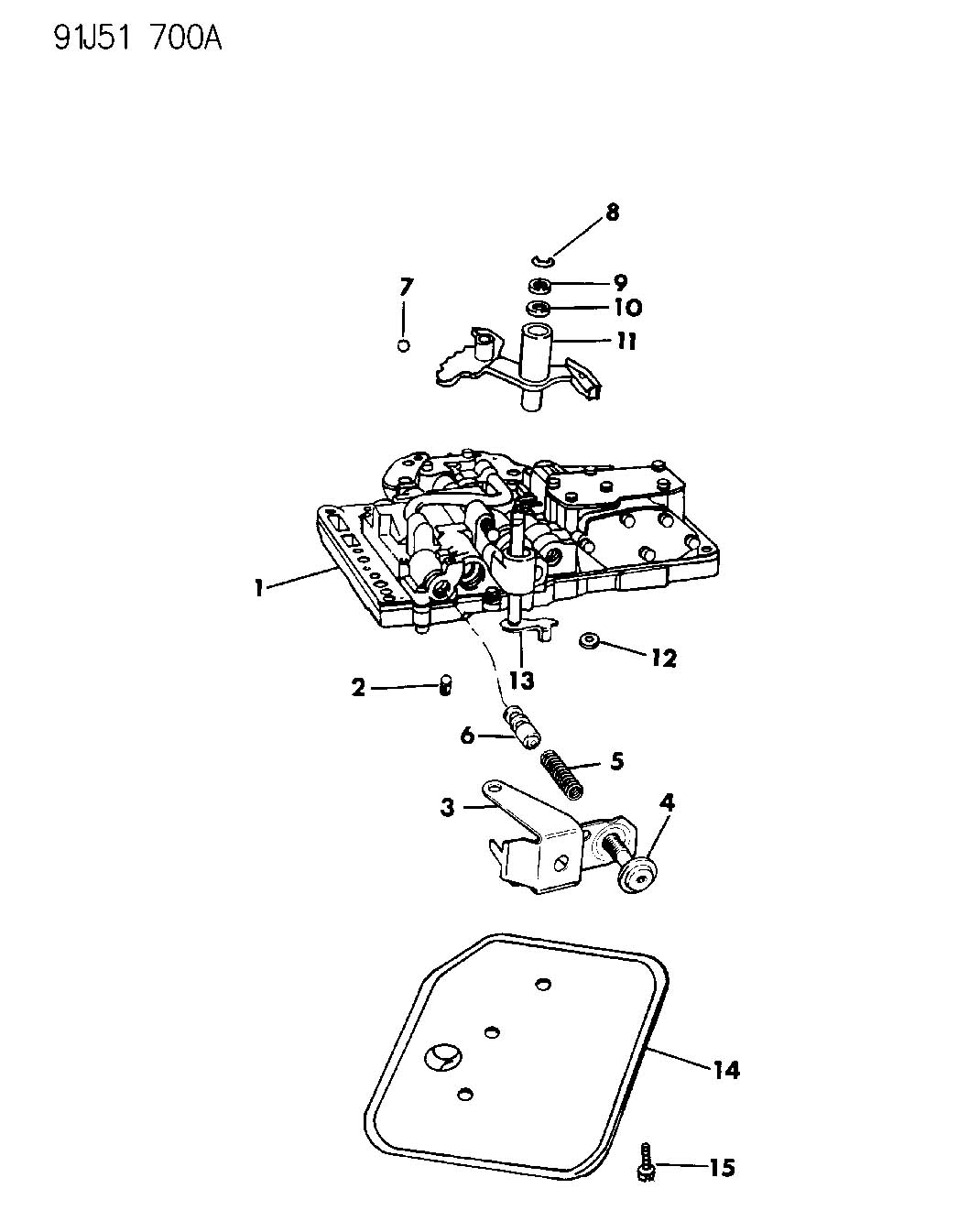 Service manual [How To Install 1992 Jeep Wrangler Valve