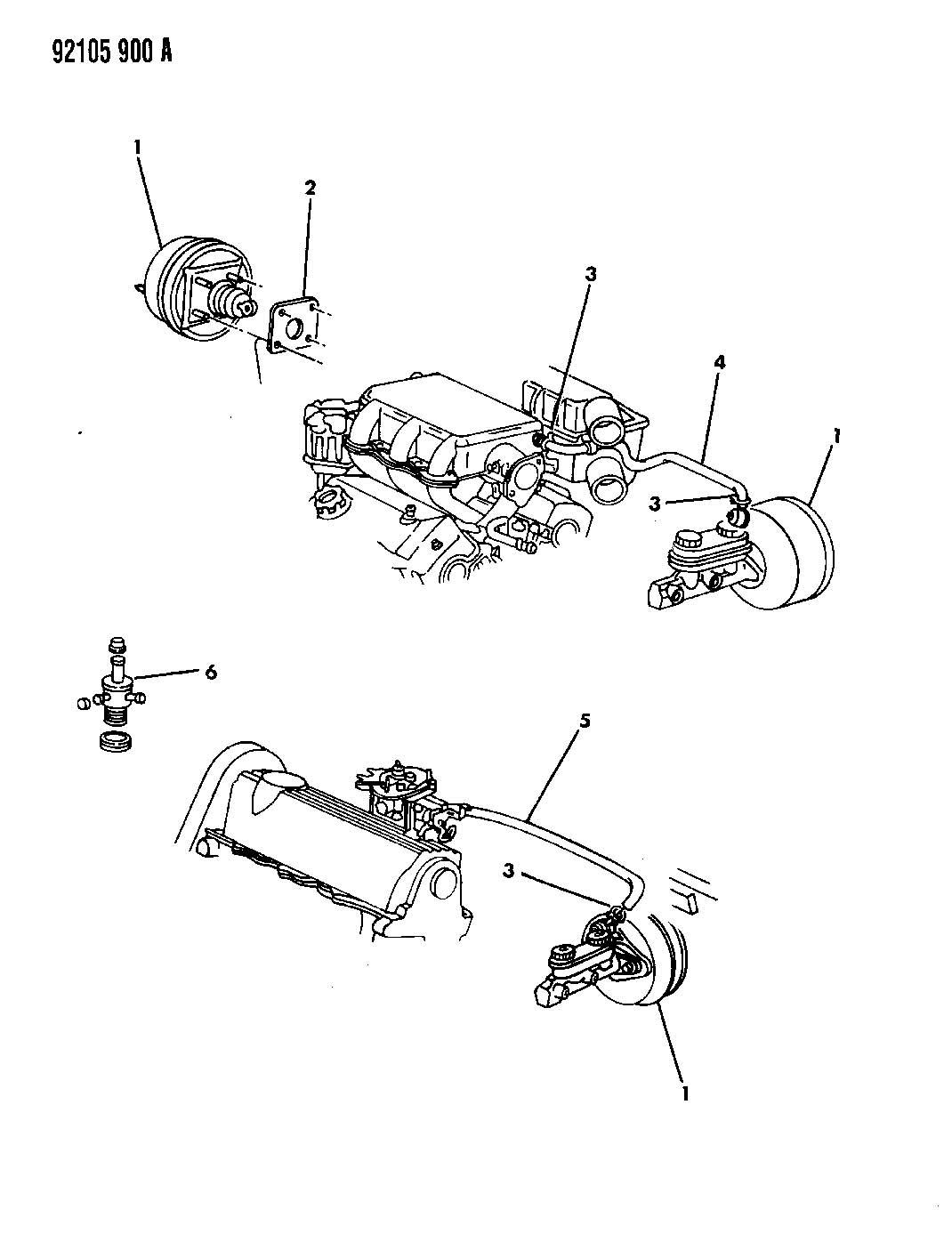 Dodge Dakota Hose Used For Fuel And Vapor 25 Foot Roll