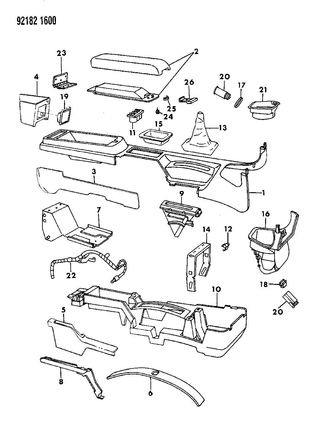 Service manual [How To Remove 1992 Chrysler Lebaron Hub