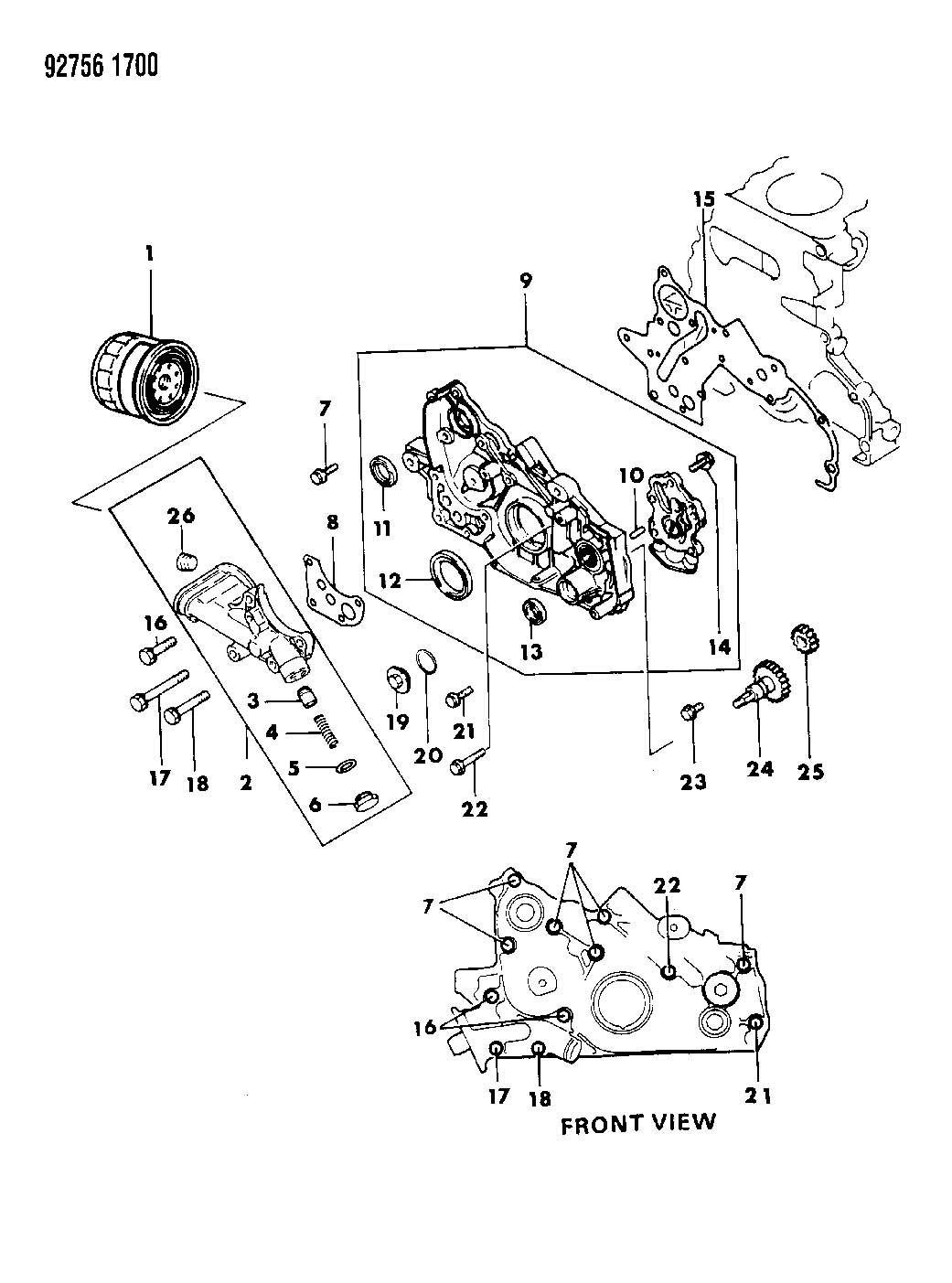 Eagle Talon 2 0 Engine