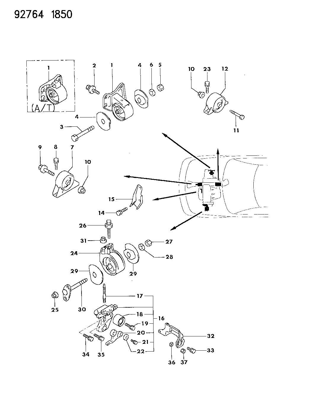 1995 Kia Sephia Engine Diagram. Kia. Auto Wiring Diagram