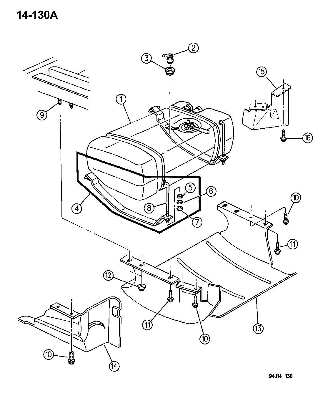 Jeep Yj Fuel Line Diagram. jeep yj fuel system diagram