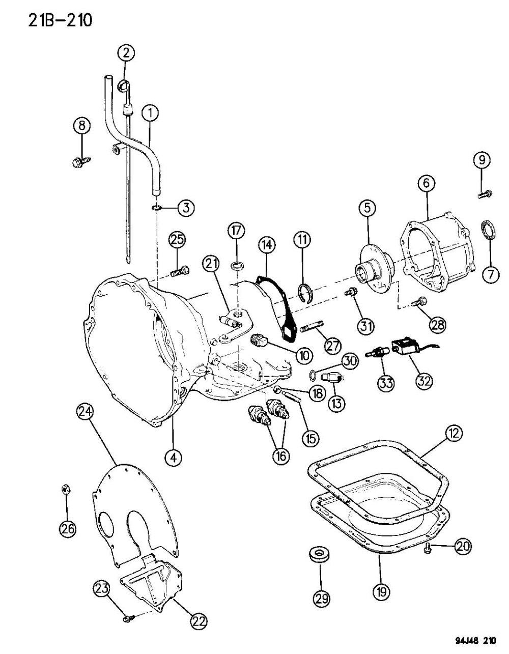 medium resolution of jeep transmission schematic