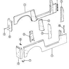 2000 Jeep Wrangler Parts Diagram Radiator Electric Fan Wiring Tj Door 2005