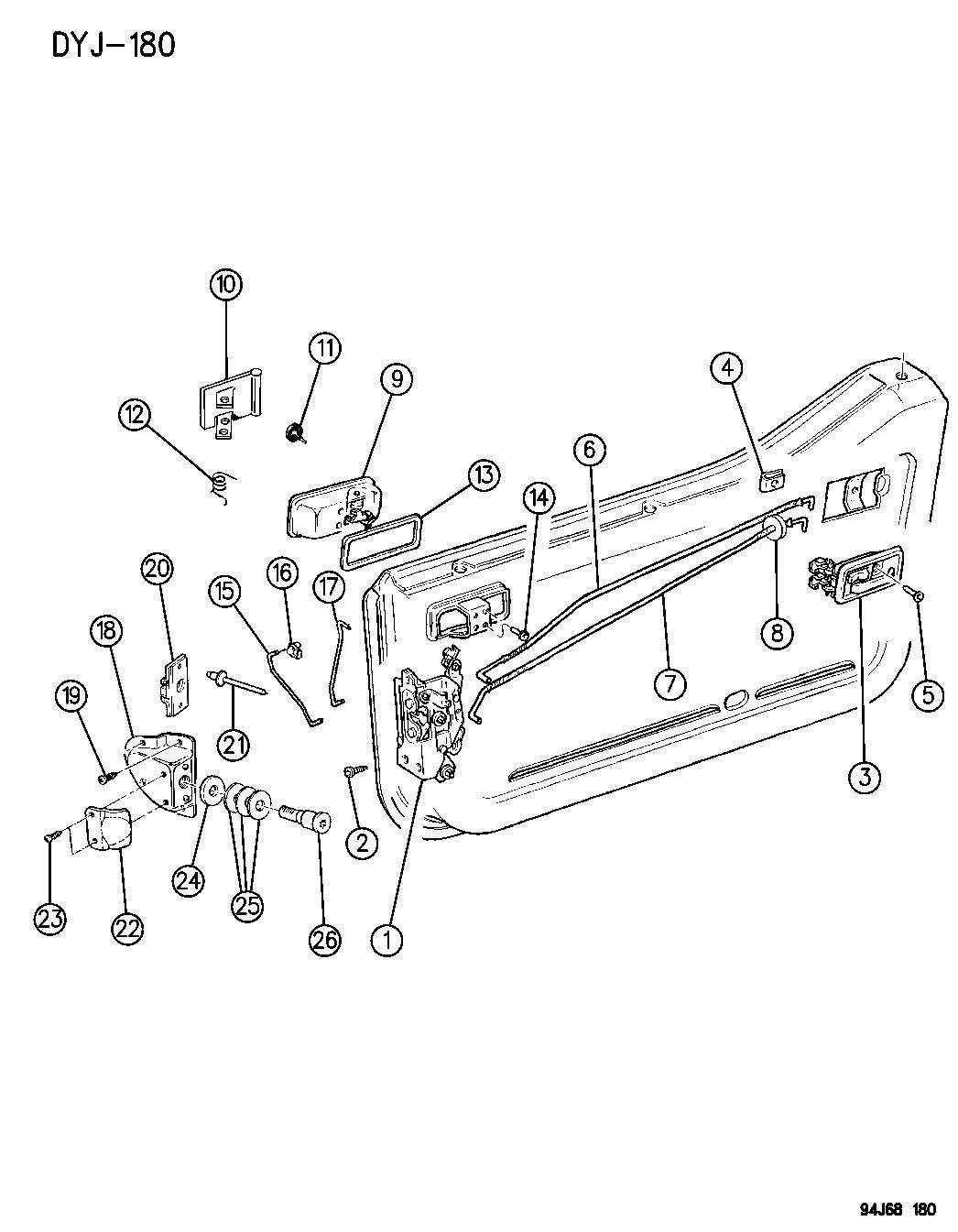 door lock diagram honda accord radio wiring wrangler handle imageresizertool com