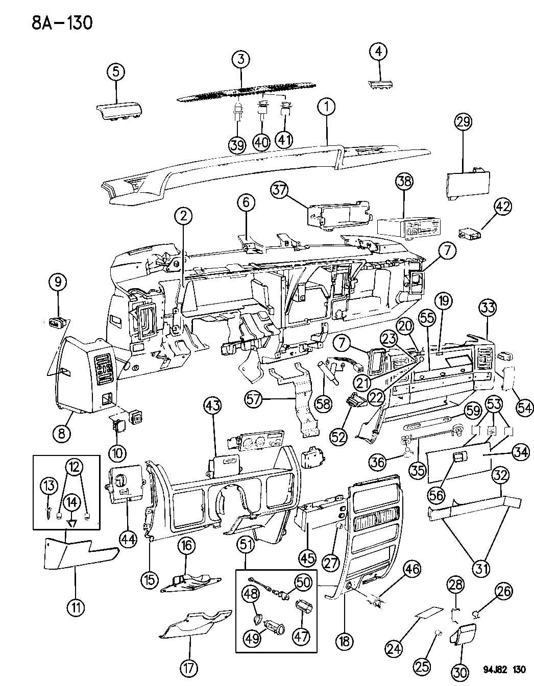 Jeep Grand Cherokee Module Graphic Display
