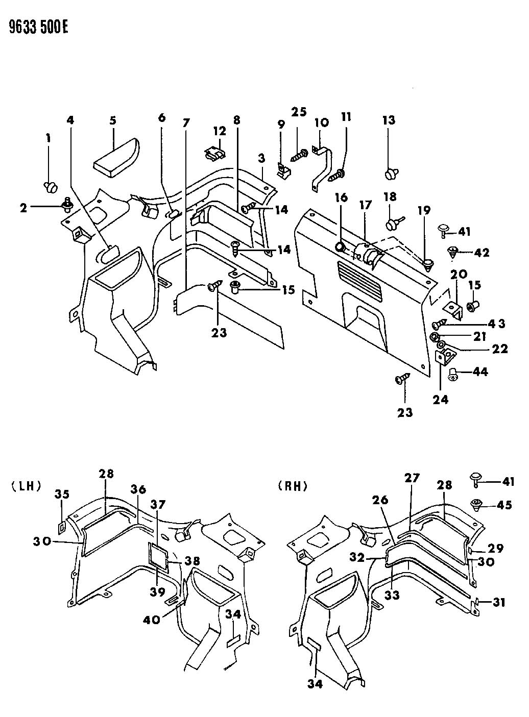 2001 subaru outback parts diagram 1992 club car ds wiring ford front embly imageresizertool com