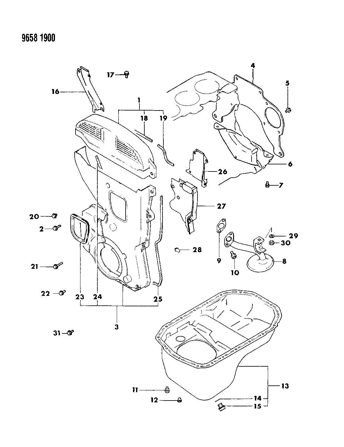 Mitsubishi Galant Interior Parts